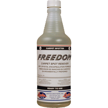 Lawton Brothers Freedom™ Carpet Spot Remover - Qt.