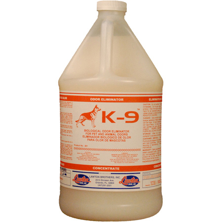 Lawton Brothers K-9™ Odor Eliminator - Gal.