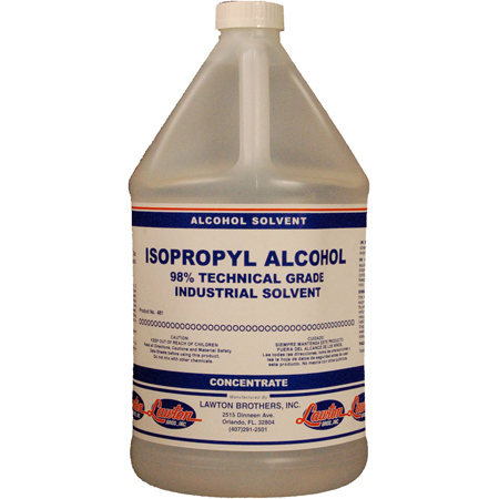 Lawton Brothers Isopropyl Alcohol - Gal.