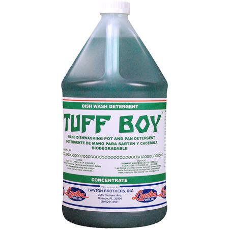 Lawton Brothers Tuff Boy™ Dish Wash Detergent - 5 Gal.