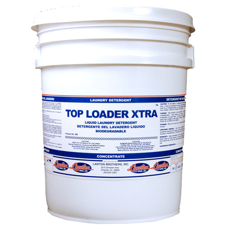 Lawton Brothers Top Loader™ Extra Laundry Detergent-5 Gal