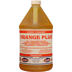 Lawton Brothers Orange Plus™ Cleaner Degreaser - Gal.