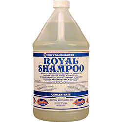 Lawton Brothers Royal Shampoo™ Dry Foam Shampoo - Gal.