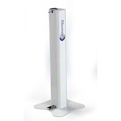 Germfree Hand Sanitizer Tower Floor Stand