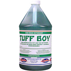 Lawton Brothers Tuff Boy™ Dish Wash Detergent