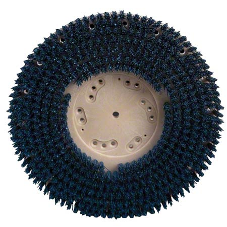 "Malish Clean-Grit™ Grit Rotary Brush - 19"""