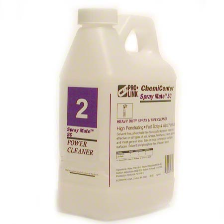 PRO-LINK® Spray Mate™ SC Cleaner - 1/2 Gallon Jug