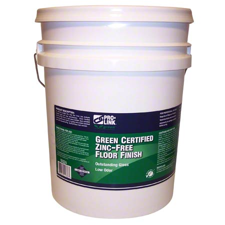 PRO-LINK® Green Certified Zinc-Free Floor Finish - 5 Gal.
