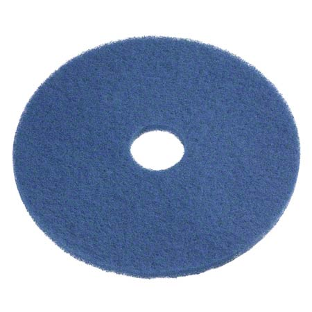 "PRO-LINK® Blue Scrub Pad - 19"""
