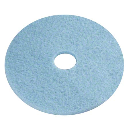 PRO-LINK® Baby Blue Burnish Pad - 24""
