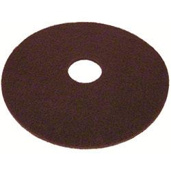 "PRO-LINK® Maroon Eco Floor Pad - 20"""