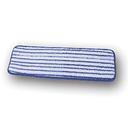 PRO-LINK® Microfiber Striped Finish Mop - 18""