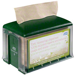 Xpressnap® Tabletop Napkin Dispenser - Green