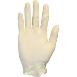 Safety Zone 5 mil Synthetic Non-Medical Vinyl Gloves