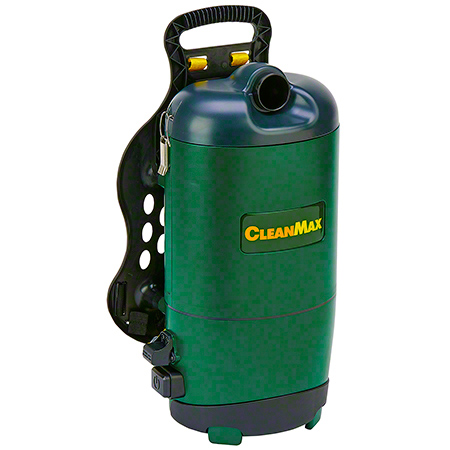 CleanMax™ CMBP-6 Backpack Vacuum