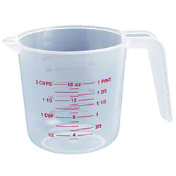 Tolco® 16 oz. Round Measuring Cup