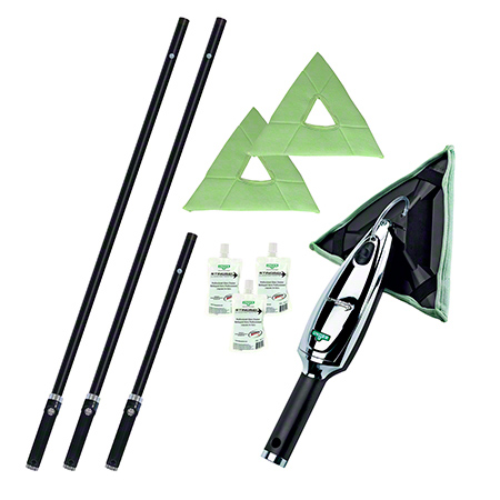 Unger® Stingray Indoor Window Cleaning Kit - 10'