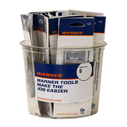 Warner® Safety 1st™ Razor Scraper Bucket