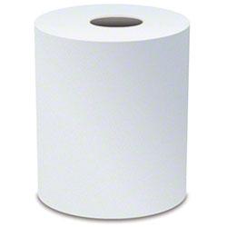 """Von Drehle Preserve® White Hardwound Towel - 7.9"""" x 350'"""