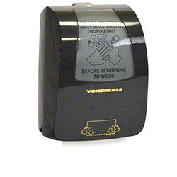 "Von Drehle 8"" Mechanical Pull-Down Roll Towel Dispenser"