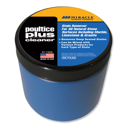 Miracle Sealants Poultice Plus Powder - Lb.