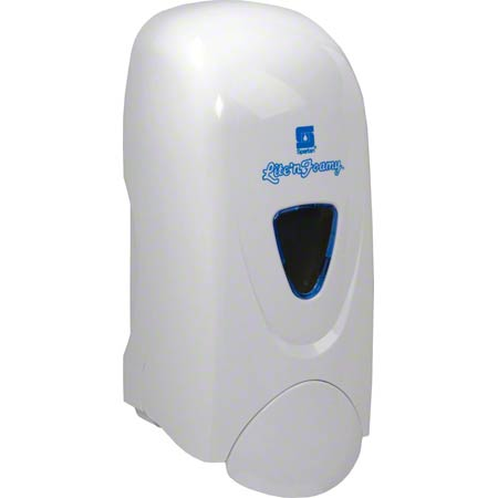 Spartan Lite'n Foamy® 1000 mL Hand Soap Dispenser - White