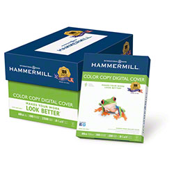 Hammermill® Color Copy Digital Cover-8 1/2 x 11, 60 lb. BW