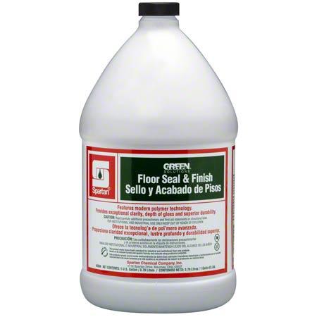 Spartan Green Solutions® Floor Seal & Finish - Gal.