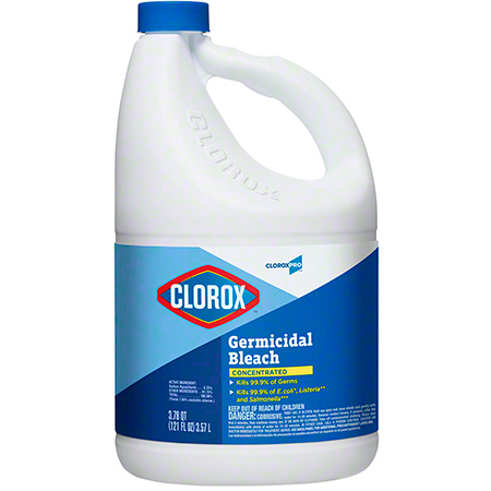 Clorox® Concentrated Germicidal Bleach - 121 oz.