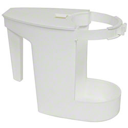 Impact® Super Toilet Bowl Caddie - White