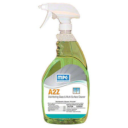 MPC™ A2Z Disinfecting Glass & Multi-Surface Cleaner - Qt.