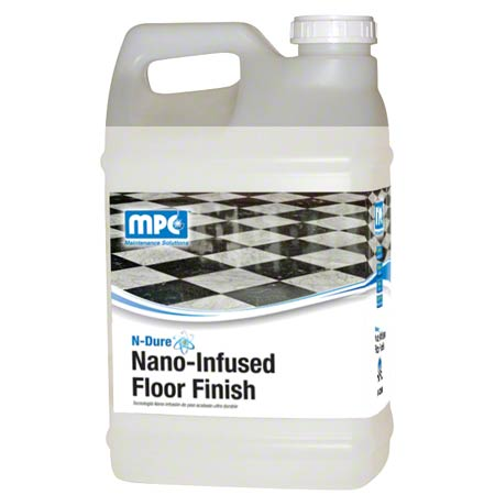 MPC™ N-Dure Nano-Infused Floor Finish - 2.5 Gal.