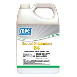 MPC™ Neutral Disinfectant 64 & Detergent  - Gal.