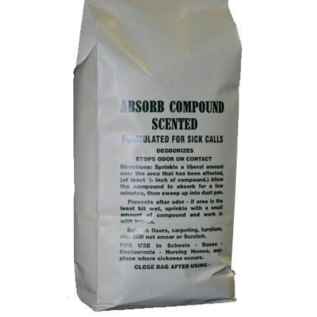 Savin Scented Absorb Compound - 1 lb. Bag