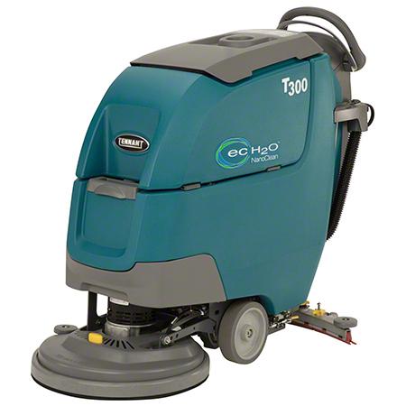 "Tennant T300 Walk-Behind Floor Scrubber - 20"" Disk, 130AH"