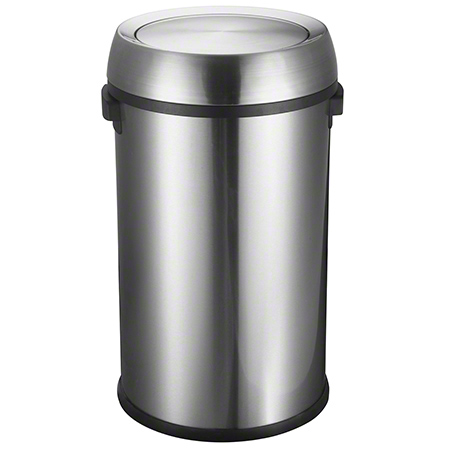 Alpine Stainless Steel Swivel Trash Can Cover