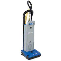 "Clarke® CarpetMaster® 112 Single Motor Vacuum - 11.5"""