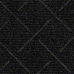 M + A Matting Enviro Plus® Wiper Mat - 3 x 5, Black Smoke