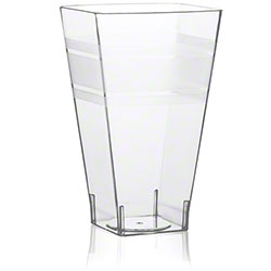 Fineline Settings Wavetrends™ Square Tumbler - 10 oz.