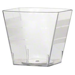 Fineline Settings Tiny Tempts Tiny Tumbler - 2.2 oz., Clear