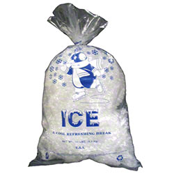 Inteplast Ice Bag - 10 lb.