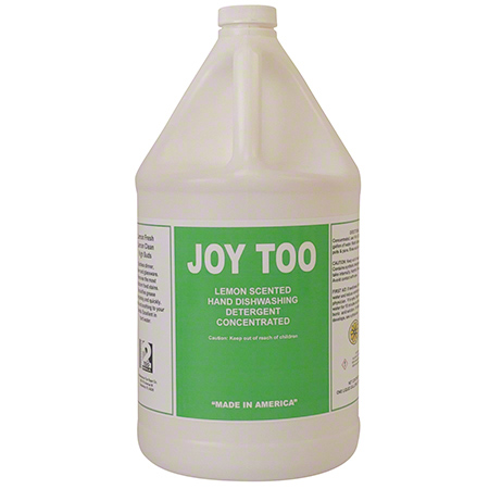 Maintenance Too Joy Too Dishwashing Detergent - Gal.