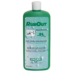 Unger® Rub Out Glass Cleaner - Pt.