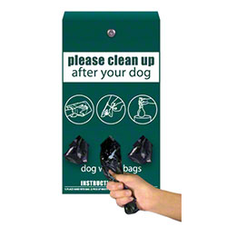 Zoom Dog Waste Roll Bag Dispenser