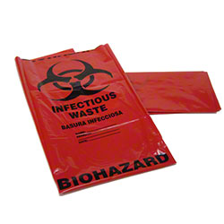 FlexSol BioHazardous/Infectious Waste Liner - 33 x 39
