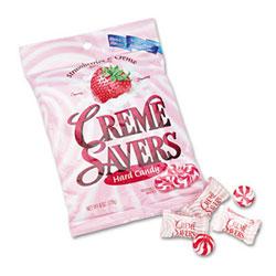 Candy,crm Svrs Strwbry6oz