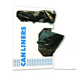 33x39 Hvy Blk Perferat Coreless Rolls 8/25