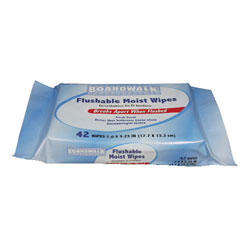 Personal Washcloth Wipes  12 42ct Tt Rfls