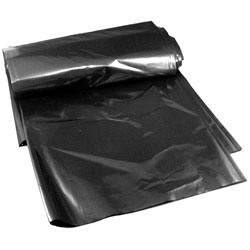 Low Density Can Liner - 22 x 20 x 54, 2.5 mil, Black