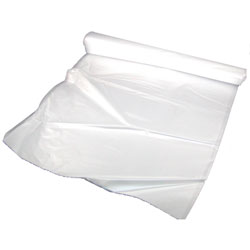 Low Density Can Liner - 22 x 20 x 54, 2.0 mil, Clear